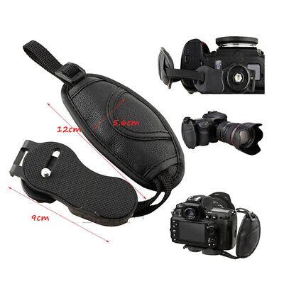 Kamera-Handgriffe für SLR / DSLR Kleidung Wrist Straps Black Hot Kamera Zubehör