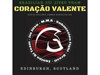 BJJ Brazilian Jiu-Jitsu Edinburgh