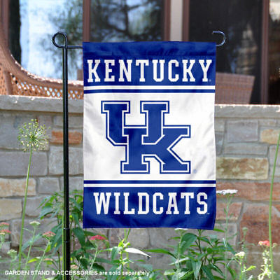 University of Kentucky Garden Flag and Yard Banner