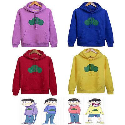Ichimatsu Kapuzenpullover Hoodie Hoody Anime Cosplay Kostüm (Kostüm Fleece Hoodie)