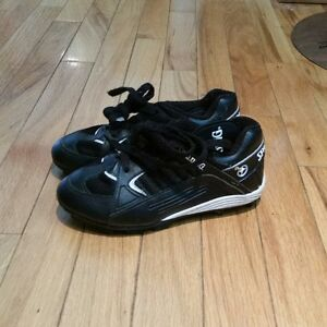 Spalding soccer cleats kids size 1 or 2