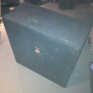 Hughes and Kettner 4x12 cab with real Celestions