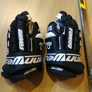 WinnWell 13'' Pro Stock Hockey Gloves