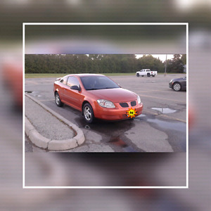 2007 Pontiac G5 Coupe - MUST GO