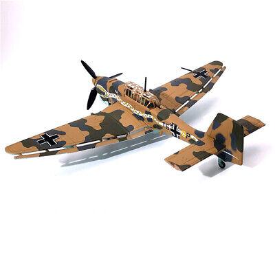 FLOZ WWII German  Junkers Ju-87 Stuka 1/72 diecast plane model aircraft