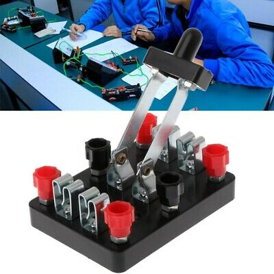 Double Pole Double Throw Switch Dpdt Physical Experiment Teaching Test Equipment