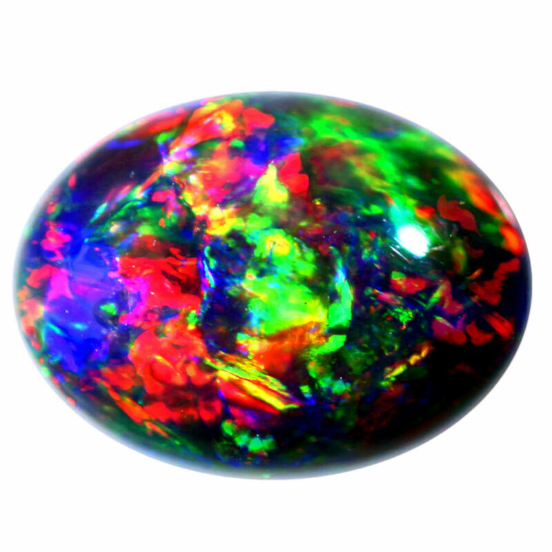 8x6MM OVAL EXTREME DIZZLER TSEHAY NATURAL HONEY WELO BLACK OPAL WHOLESALE PRICE