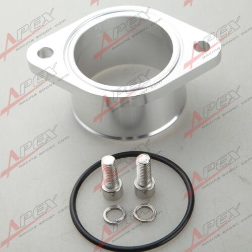 "Compressor Inlet 1.75/"" Adapter Flange Fit Garrett GT28 GT28R GT2560R GT28RS"