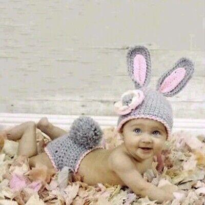 Halloween Costume Photo (Newborn Baby Girls Boys Crochet Halloween Costume Photo Photography Prop)