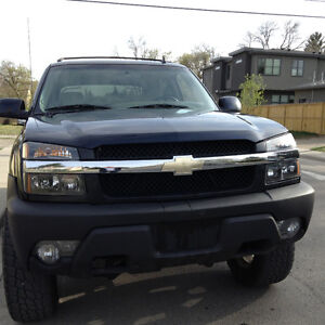 2006 Supercharged Chevrolet Avalanche LT