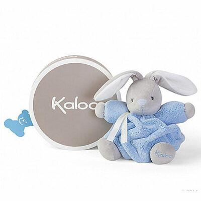 "Kaloo Plume Small Blue Rabbit 8""/20cm soft plush toy stuffed"