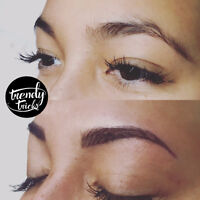 I AM BACK! SAT, MARCH 24th / 3D Microblading Feathering Eyebrows