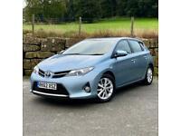 2013 Toyota Auris 1.33 VVT-i (99bhp) (s/s) Icon Petrol - 2 owners - FSH