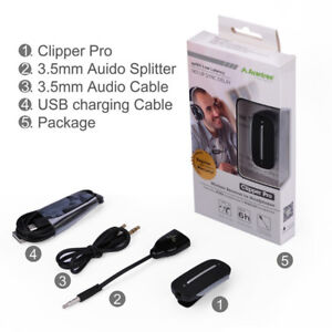 Bluetooth LOW LATENCY Music Receiver - Clipper Pro