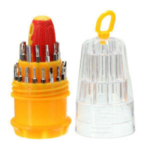31-in-1 Magnetic Screwdriver Set