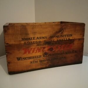 Winchester crate