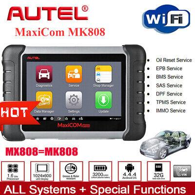 Autel MK808 Full System Scanner Automotive Diagnostic Tool OBD2 II Reader