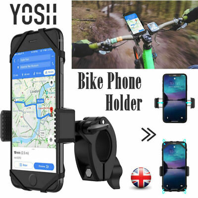 YOSH Bike Phone Holder Cycling Mount Bicycle MTB 360° For iPhone 7 8 8P X XS 11