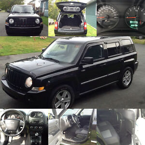 2010 Jeep Patriot North Edition SUV, Crossover