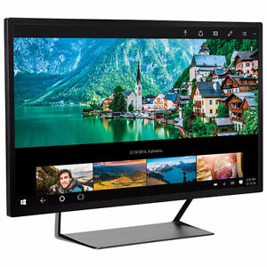 "32"" HP Pavilion WQHD 7ms GTG WVA LED Monitor 2560X1440 1440P 2K West Island Greater Montréal image 3"