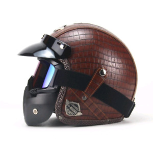 Helmets -- with or without Face Shield