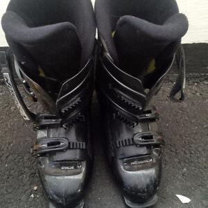 Nordica Next 57 Mens Ski Boots - Mondo 32 - BSL 369mm