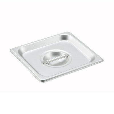 Lid For Steam-table Pan Sixth Size Solid