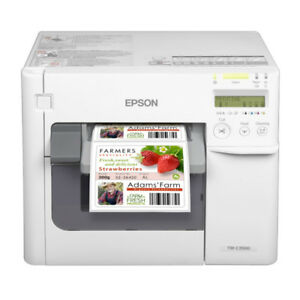 EPSON LABEL PRINTER FOR SALE!