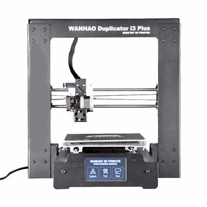 The Popular and Reliable Wanhoa Duplicator i3 3D Printer