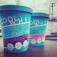 Delivery and sales representative for CoolWhey - part time job