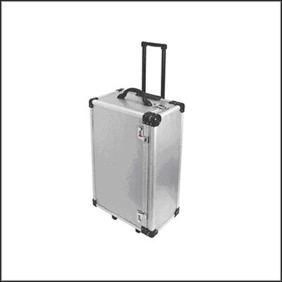 Optical Display - Aluminum Carrying Case W Pull-out Handle Large -16xp-tr-23bf