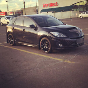2012 Mazdaspeed3 - LOW kms