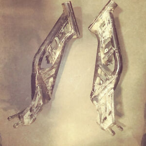 Can am g2 outlander or renegade extended trailing arms