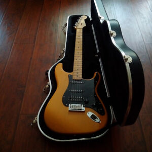 For Trade or Sale: Fender American Deluxe Ash Stratocaster