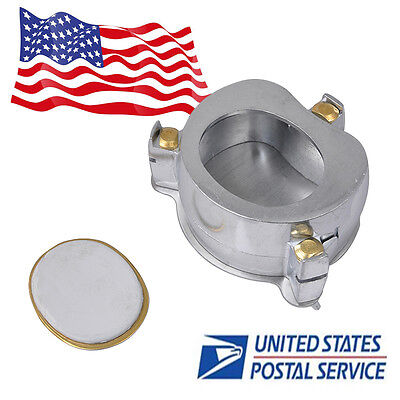 In Usa Aluminium Denture Flask Dental Lab Press Compressor Equipment Parts Ce