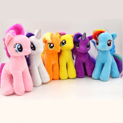 My little Pony Pferd Spielzeug Regenbogen angefüllte Midi Plüsch Puppe Geschenk