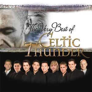 CELTIC THUNDER VERY BEST CD NEW