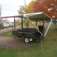 Smoker for Rent