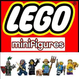 21 Lego Minifigures lot. All new Unassembled