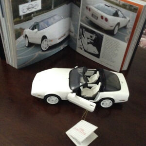 FOR SALE:  FRANKLIN MINT DIECAST CAR