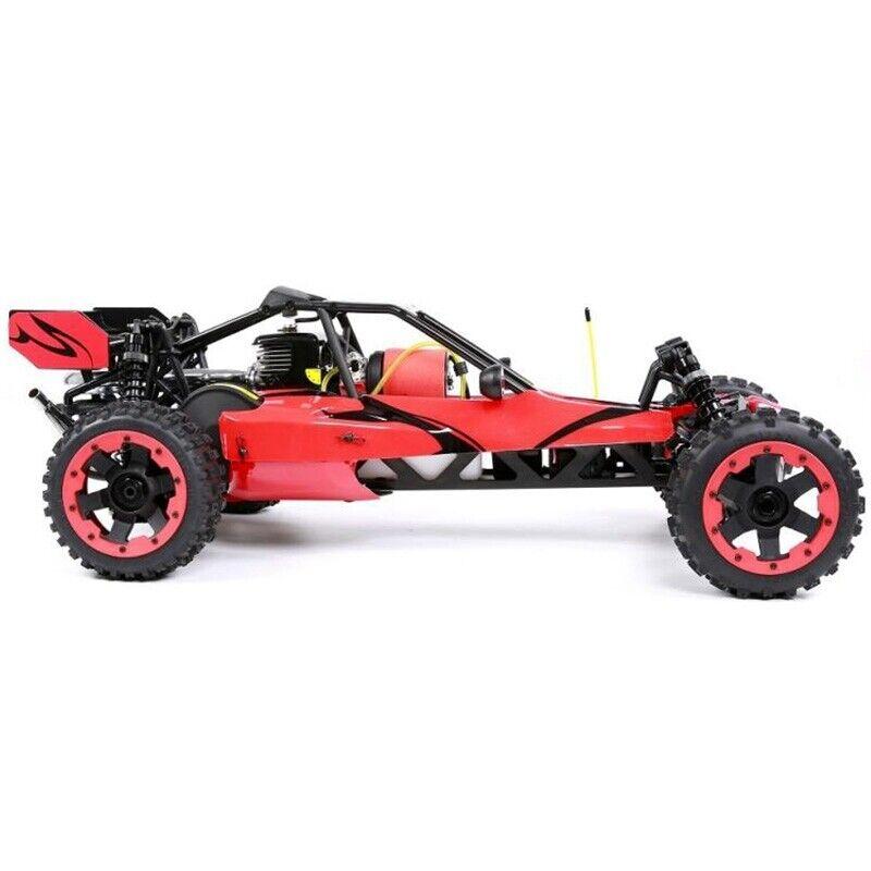 1/5 2.4G Rovan Baja 5B Rc Car 29cc Petrol Engine Buggy RTR R