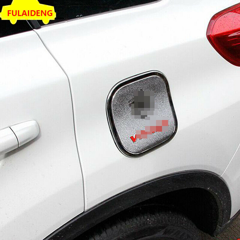 Details about 1x For Suzuki Vitara 2015-2016 ABS Chrome Fuel Tank Cover Oil  Gas Cap Cover trim