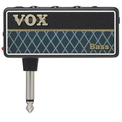 Vox Amplug 2 Bajo Mini Amplificador Conector Bajo Eléctrico