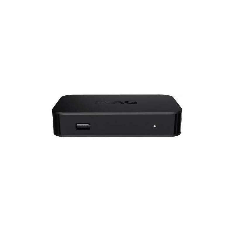 MAG 420 IPTV  BOX Multimedia Player TV 4K