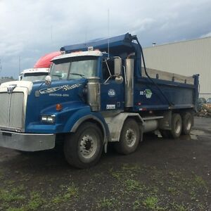 CAMION 12 ROUES WESTERN STAR 2006