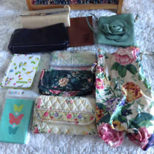 hand bags and stuff