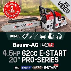 FREE SHIP 22cc -  92cc CHAINSAWS (BAUMR-AG & MTM) Penrith Penrith Area Preview