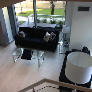 BRAND NEW MAIN FLOOR LUXURIOUS CONDO BESIDE LAKE WITH OWN ENTRY