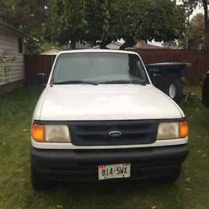 1997 Ford Ranger Coupe (2 door)