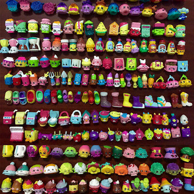 2017 Random Shopkins Of Season 1 2 3 4 5 6 7 Loose Kid Toys Action Figure-50 PCS
